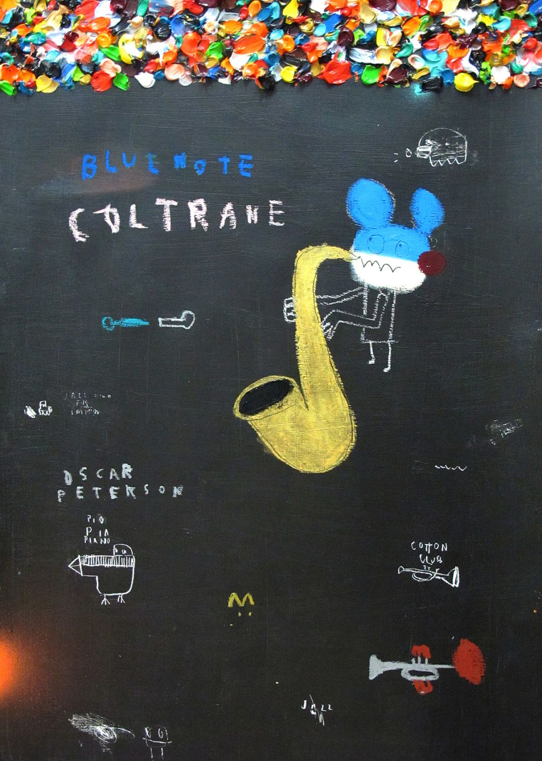 Bluenote coltrane. Edgar Plans